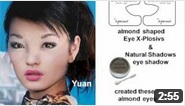 """4 asian models makeover brows to create stunning looks"""
