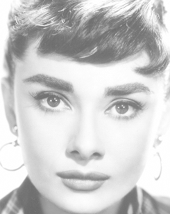 Eyebrows Inspired By This Image Of Audrey Hepburn