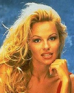 Eyebrows Inspired By This Image Of Pamela Anderson