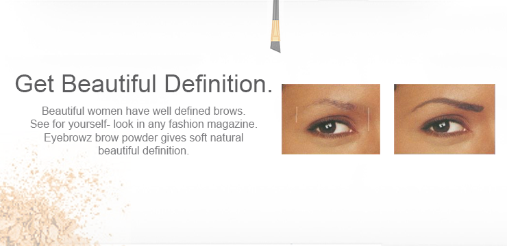 get defined brows