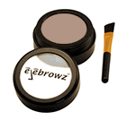 putty eyebrow powder