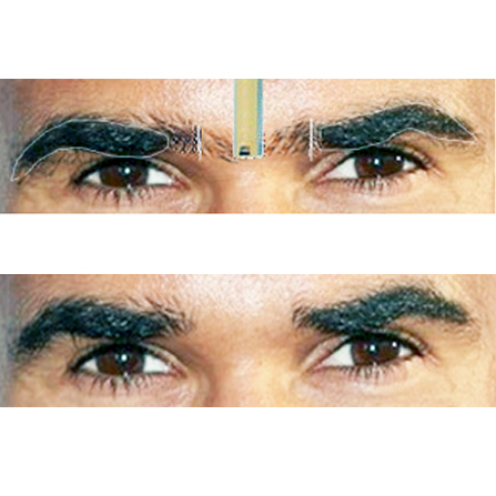 Men's Brow Grooming Products
